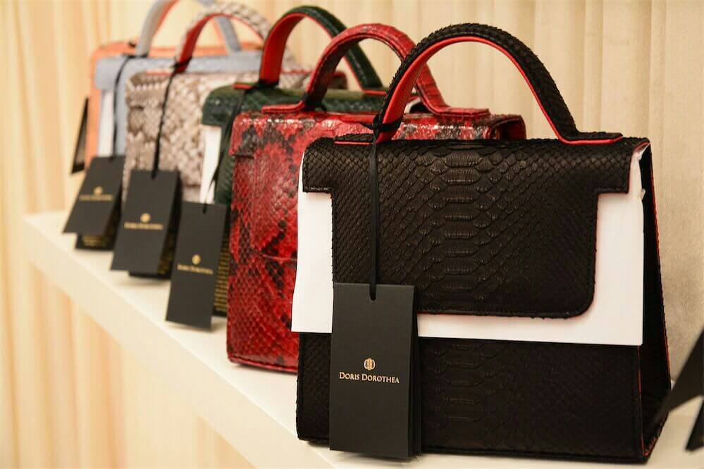 Luxurious Handbags Exhibition 2017 - Doris Dorothea